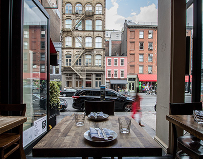 Max Restaurant, NYC.