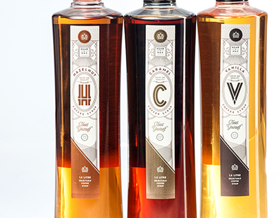 Remy & Max Coffee Syrups
