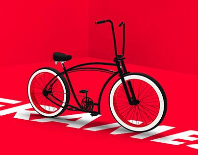 Kahaki Bikes – 3D web configurator