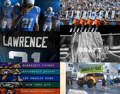 2021 ESPN NFL DRAFT