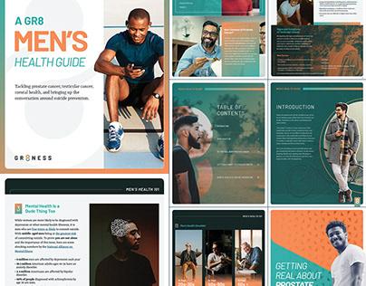 Gr8ness Men's Health Guide eBook