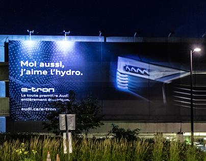 Audi - Aéroport Pierre-Elliott-Trudeau
