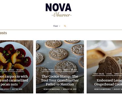 Nova Observer | NY journalism site