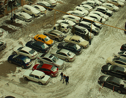 Rare snow 01