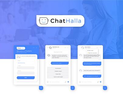 ChatHalla - Live Chat