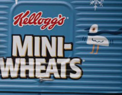 Benoit Tardif / Leo Burnett / Kellogg's Mini-Wheats