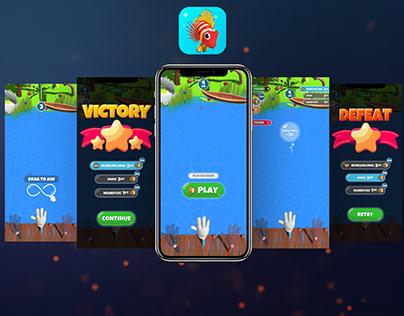 Fishing Party UI, App Icon