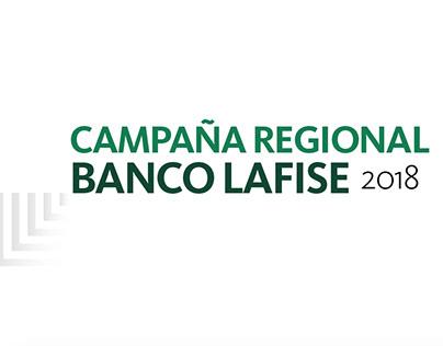 Campaña Regional Banco Lafise 2018