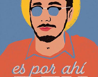 ES POR AHÍ, REY