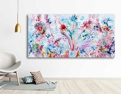 Gode råd til ophængning af malerier i boligen