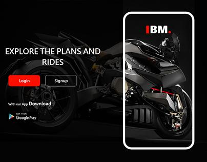 |BM - Balance and Moving Web banner