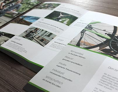 Paulsberg - Brand Relaunch for Binova E-Bikes