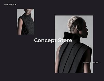 DEFIANCE Concept Store