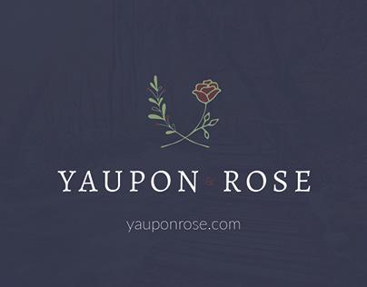 Yaupon&Rose Business Cards