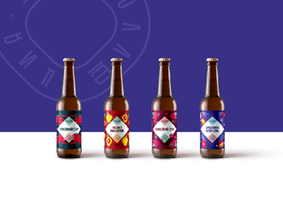 ART COLLECTION | Beer package set