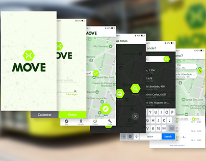 MOVE BH | App