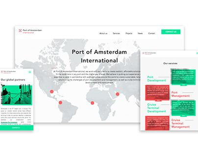 Port of Amsterdam International