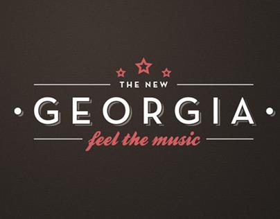 The New Georgia - Brand