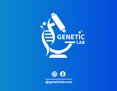 Genetic Lab Branding