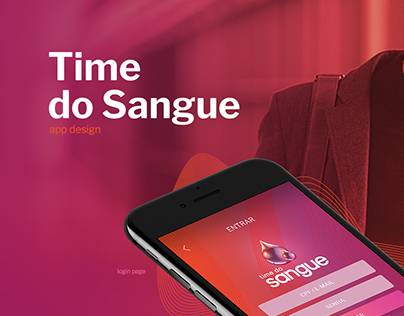 Time do Sangue app