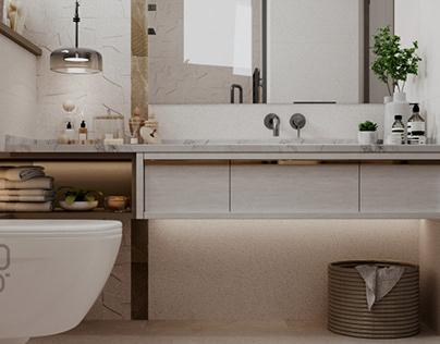 VILLA24| Master Bedroom Toilet