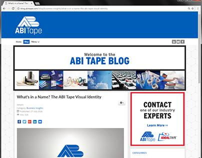ABI Blog Design & Development
