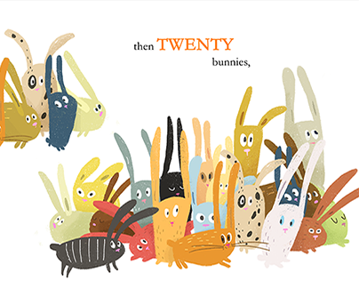 Bunnies! | Children Book