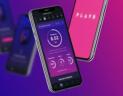 PLAYR SmartCoach App