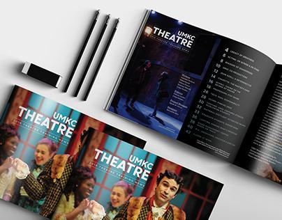 2018 UMKC Theatre Training News