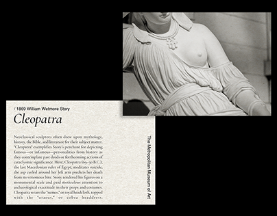 Women's sculptures postcards