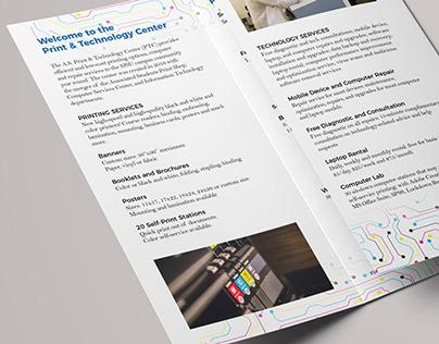 Tri-Fold Design _ Print & Tech Department