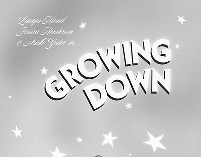 Growing Down Poster