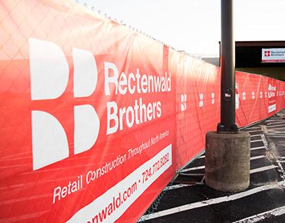 Rectenwald Brothers – Logo, Identity Program