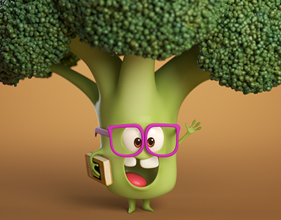 Broc - The Broccoli