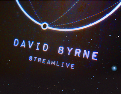 David Byrne World Tour · 21.07.14 ·