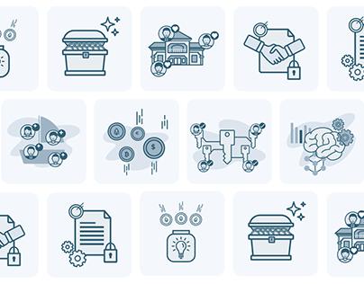 DIGITAL SCARCITY | Webdesign & Illustrations