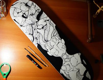 Ilustração em Shape