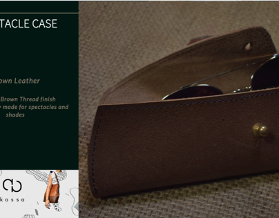 Leather Products - Workshop at Kassa
