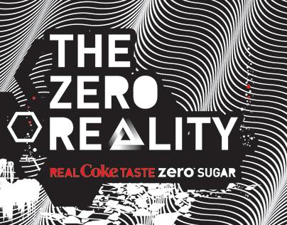 Coke Zero Brand Activation