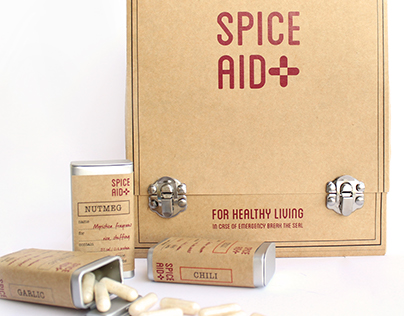 SPICE AID PACKAGING