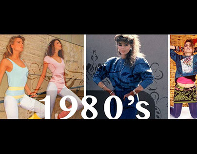 Understanding of 1980s Fashion Trend