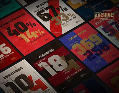 Libero Football Magazine / Home Wins / Print & Social