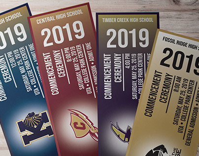 2019 COMMENCEMENT CEREMONY TICKETS
