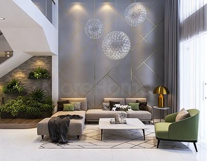 Living room - Bedroom Luxury