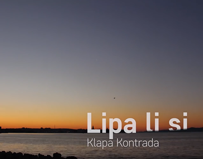 Music video for Klapa Kontrada
