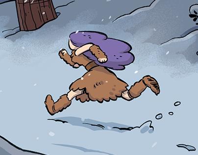 Brecha - Comic