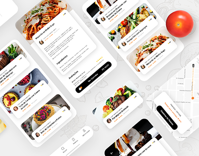 Chef - Food Delivery App
