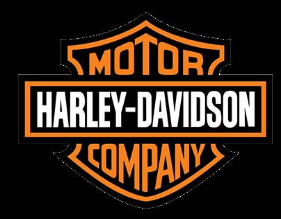 Harley Davidson - Copy Ad.