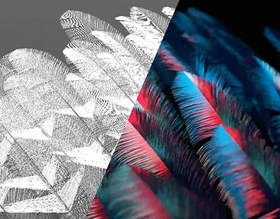 Galantis Aviary Feathers