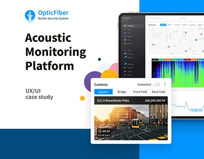 Acoustic Monitoring Platform - Case Study